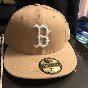Boston Red Sox - New Era Fitted